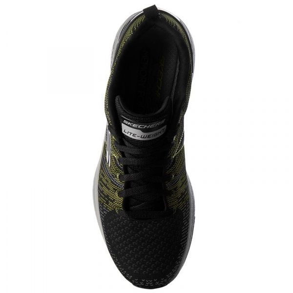 Кроссовки для мужчин Skechers KM2764 брендовая обувь, 2017