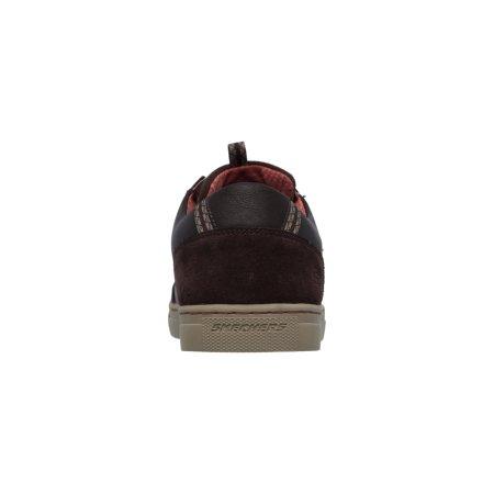 Кеды для мужчин Skechers KM2768 брендовая обувь, 2017