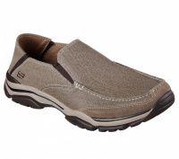 мужская обувь Skechers коричневого цвета отзывы, 2017