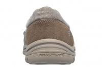 Слипоны для мужчин Skechers USA KM2882 брендовая обувь, 2017