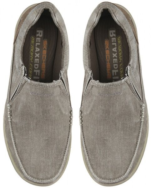 Слипоны для мужчин Skechers USA KM2882 размеры обуви, 2017