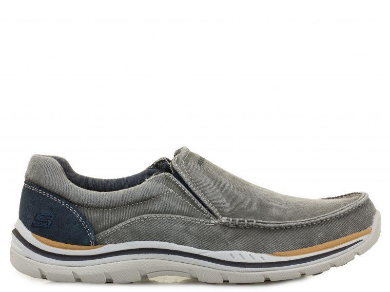 Слипоны для мужчин Skechers USA KM2883 купить обувь, 2017