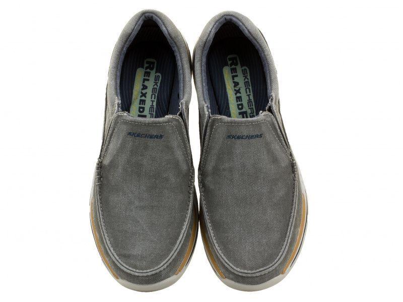 Слипоны для мужчин Skechers USA KM2883 размеры обуви, 2017