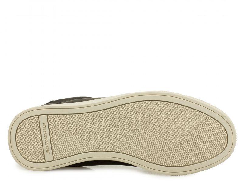 Кеди  чоловічі Skechers USA STREETWEAR 65323 BLK брендове взуття, 2017