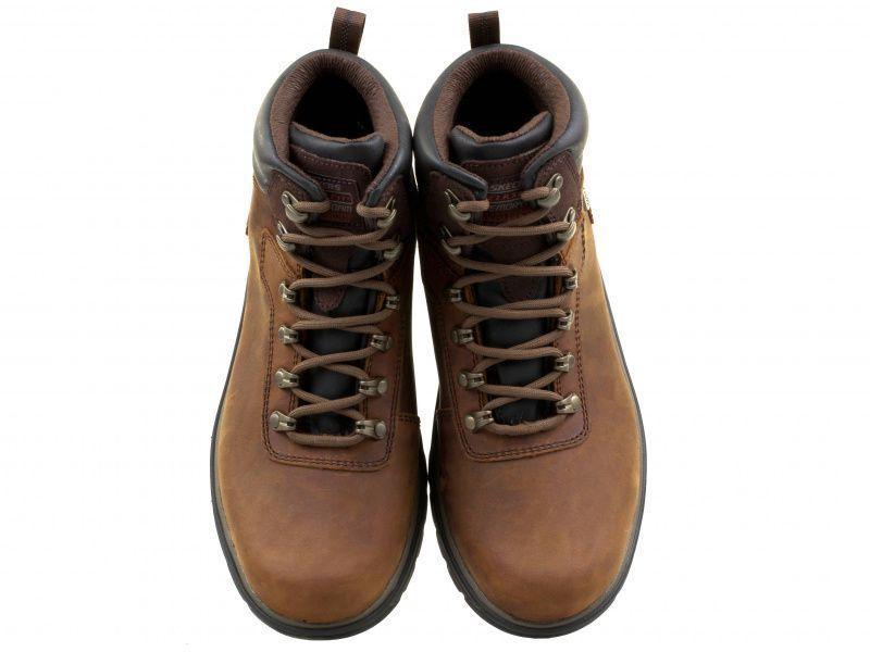Ботинки мужские Skechers USA KM2925 брендовая обувь, 2017