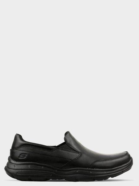 Полуботинки мужские Skechers USA KM2926 брендовая обувь, 2017