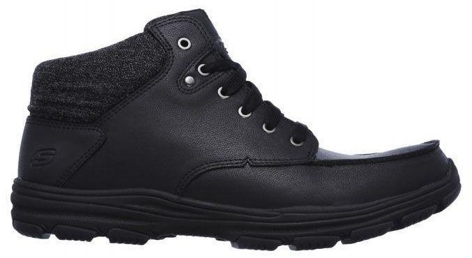Купить Ботинки мужские Skechers KM2962, Черный