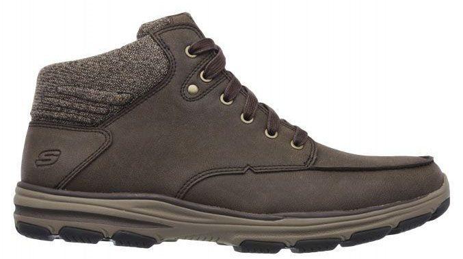 Ботинки для мужчин Skechers KM2965 , 2017