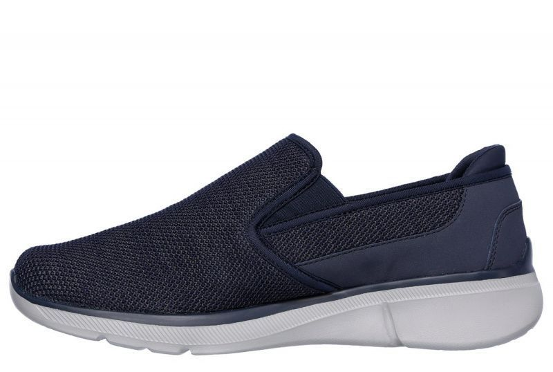 Слипоны мужские Skechers Sport KM2978 модная обувь, 2017