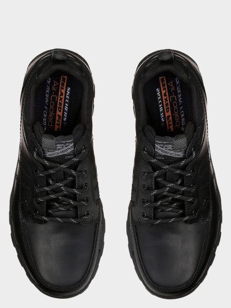 Полуботинки мужские Skechers USA KM2982 брендовая обувь, 2017
