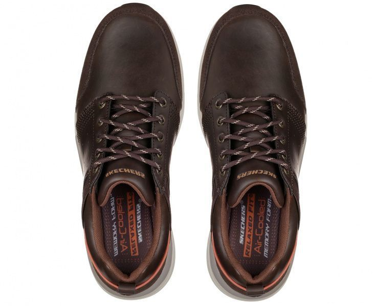 Полуботинки мужские Skechers USA KM2986 размеры обуви, 2017