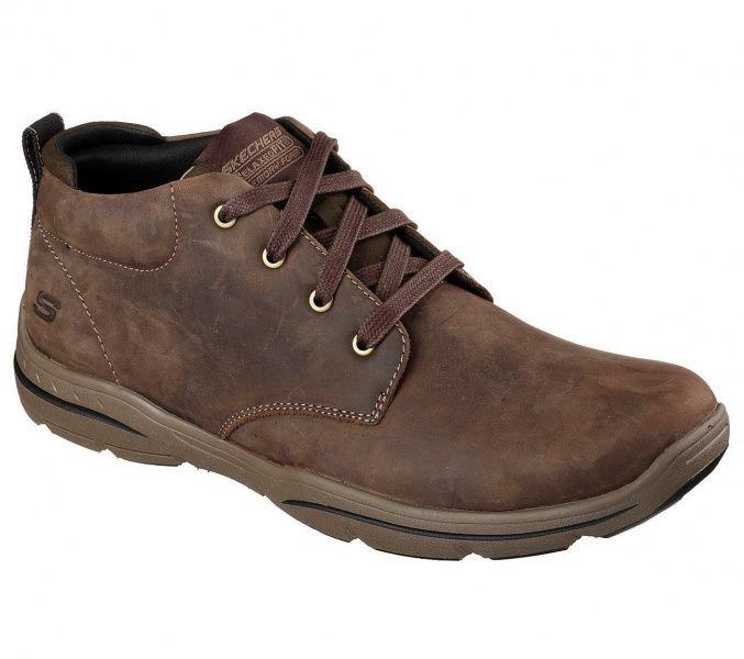 Полуботинки мужские Skechers USA KM2987 брендовая обувь, 2017