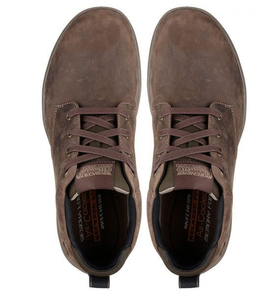 Полуботинки мужские Skechers USA KM2987 размеры обуви, 2017