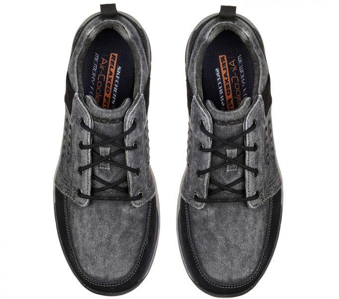 Полуботинки мужские Skechers USA KM2988 брендовая обувь, 2017