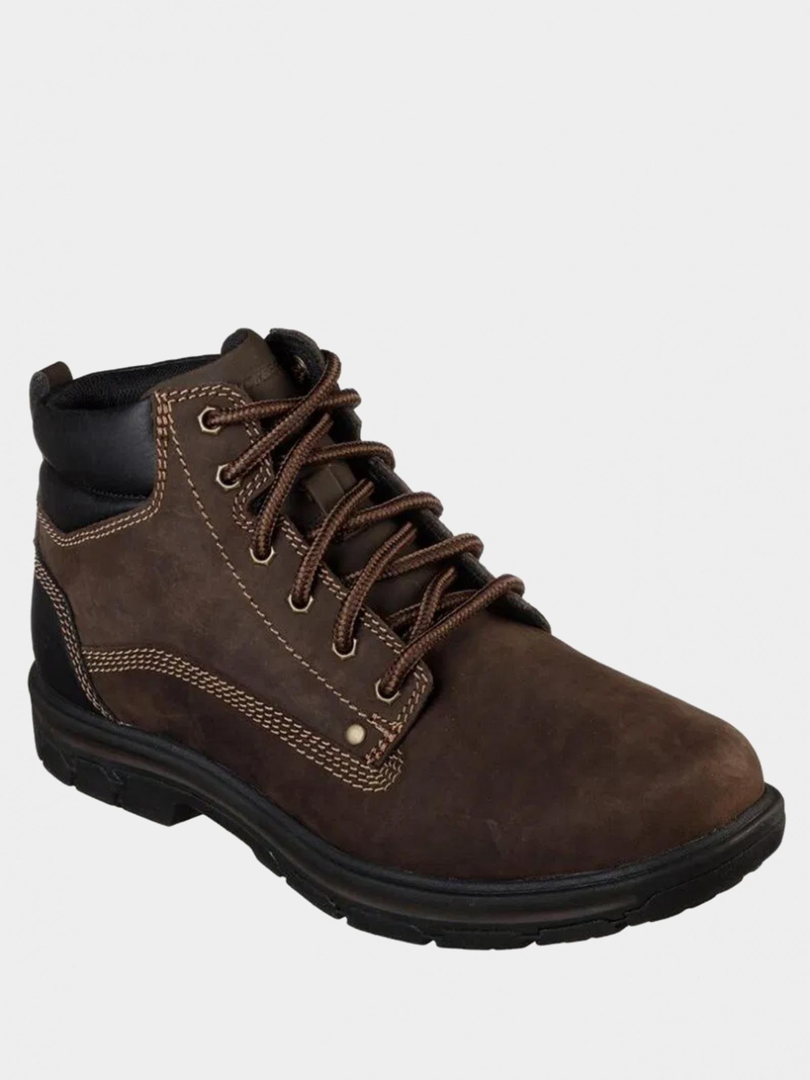 Ботинки мужские Skechers USA KM2989 размеры обуви, 2017