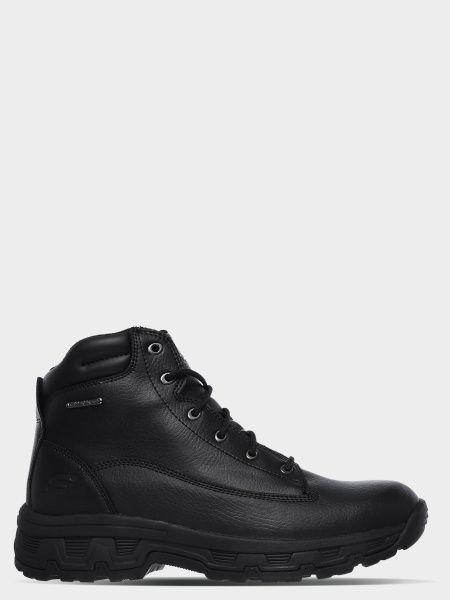 Купить Ботинки мужские Skechers KM3002, Черный