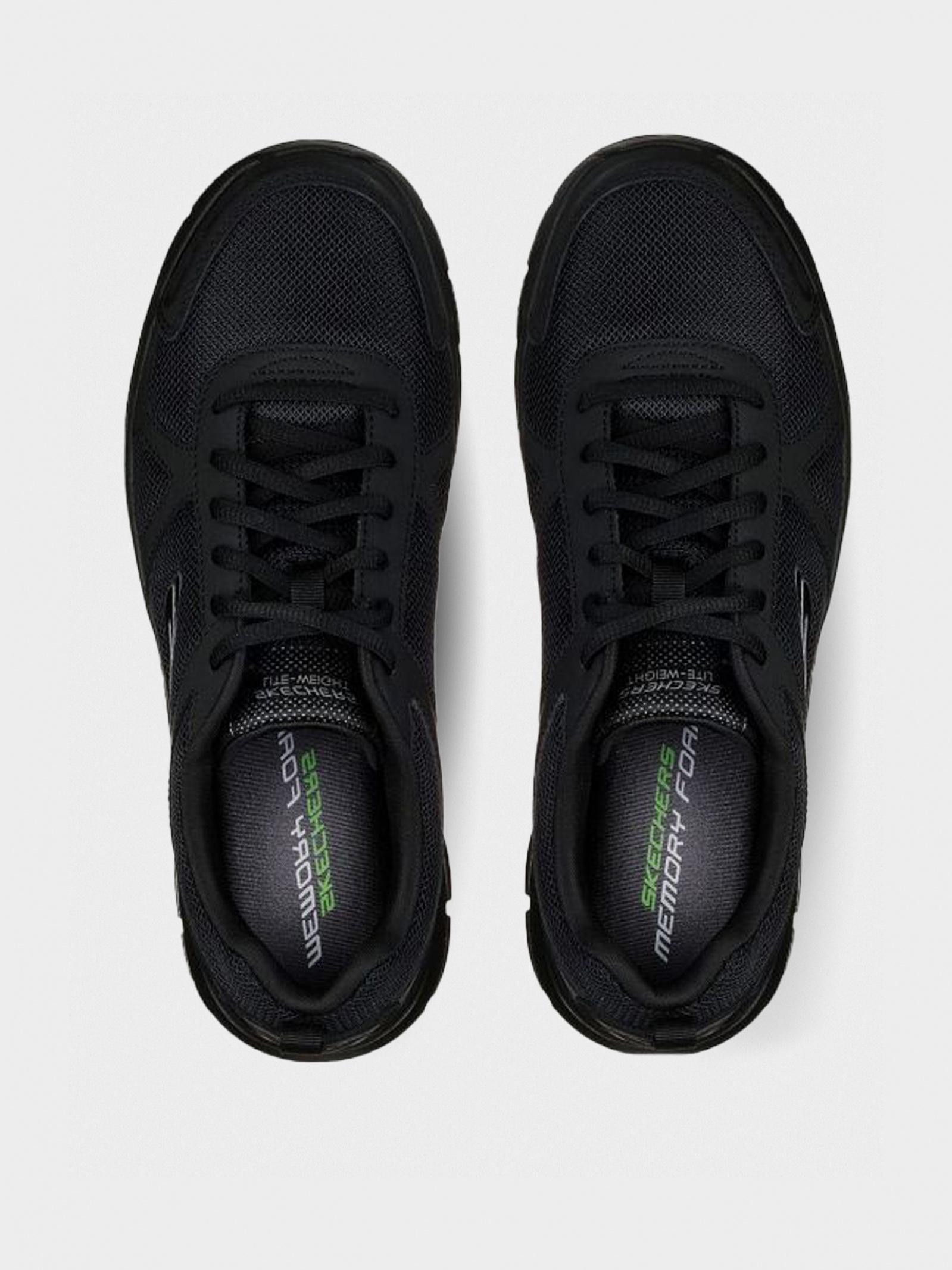 Кроссовки для мужчин Skechers KM3009 , 2017