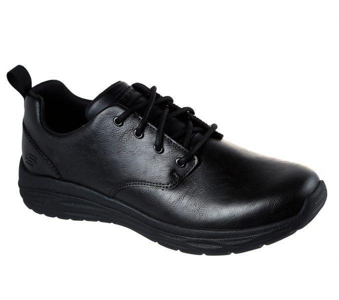 Полуботинки для мужчин Skechers KM3016 брендовая обувь, 2017