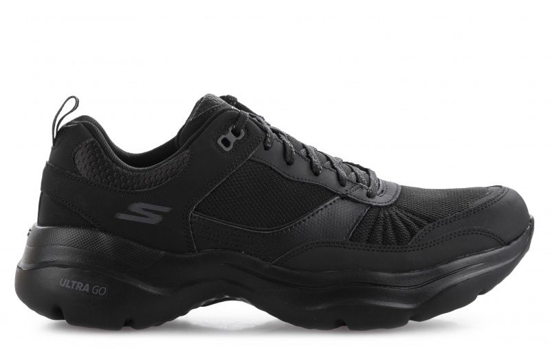 Купить Кроссовки для мужчин Skechers KM3037, Черный