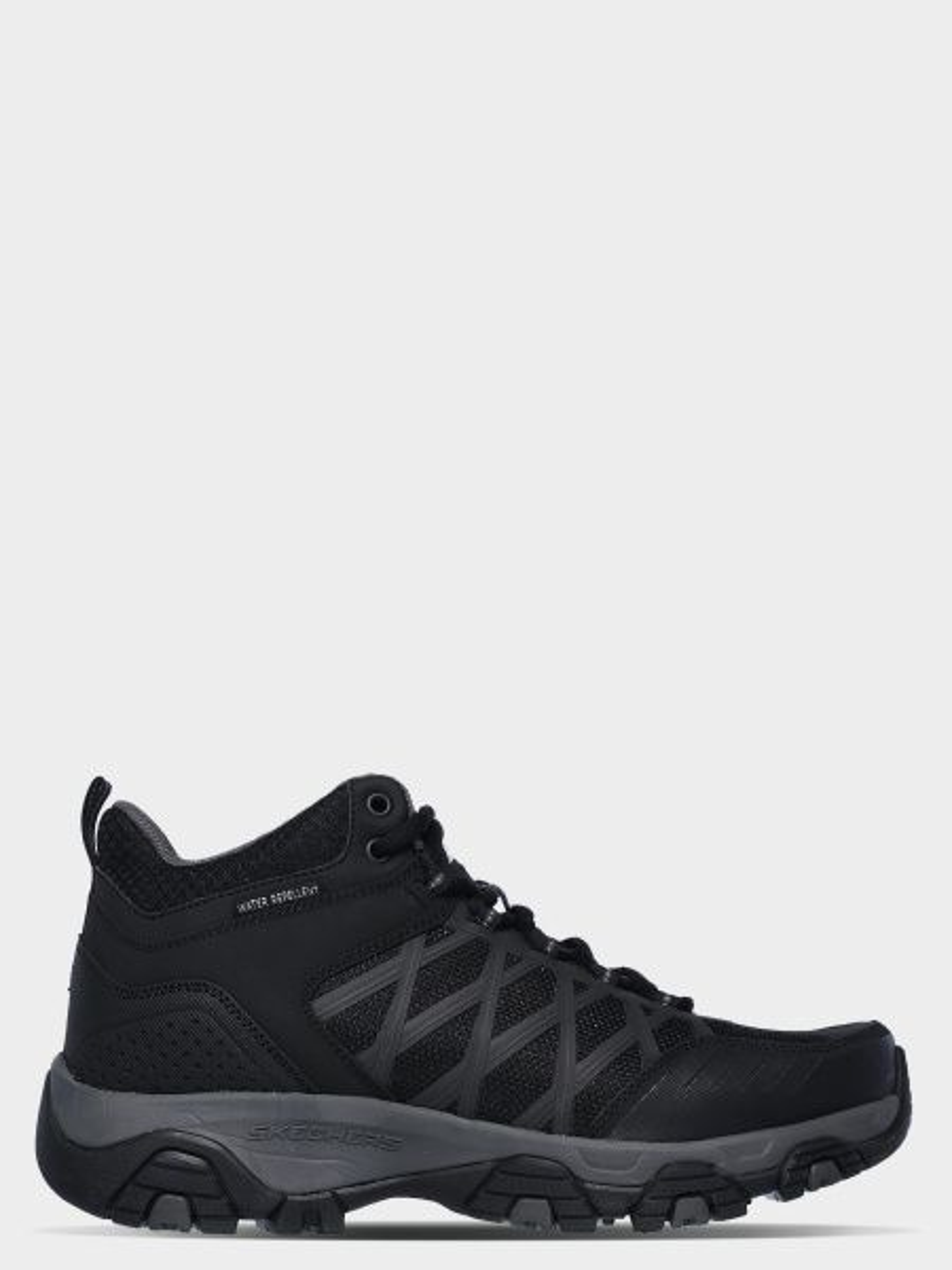 Купить Ботинки мужские Skechers KM3047, Черный