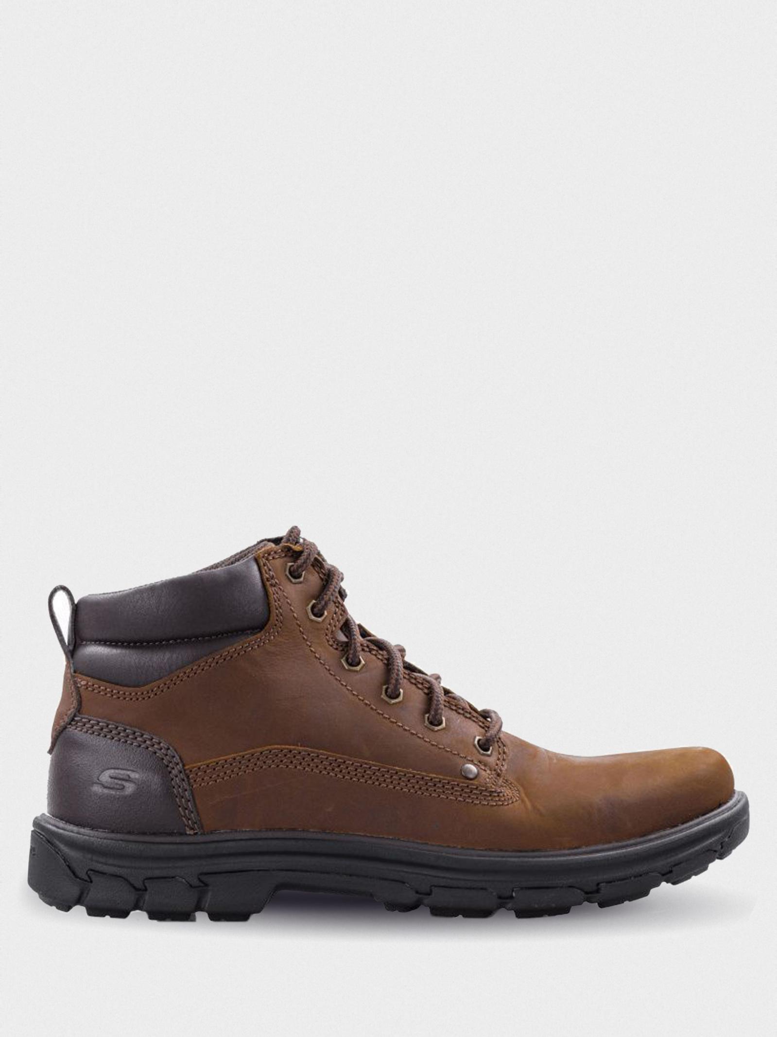 Ботинки для мужчин Skechers KM3052 купить в Интертоп, 2017