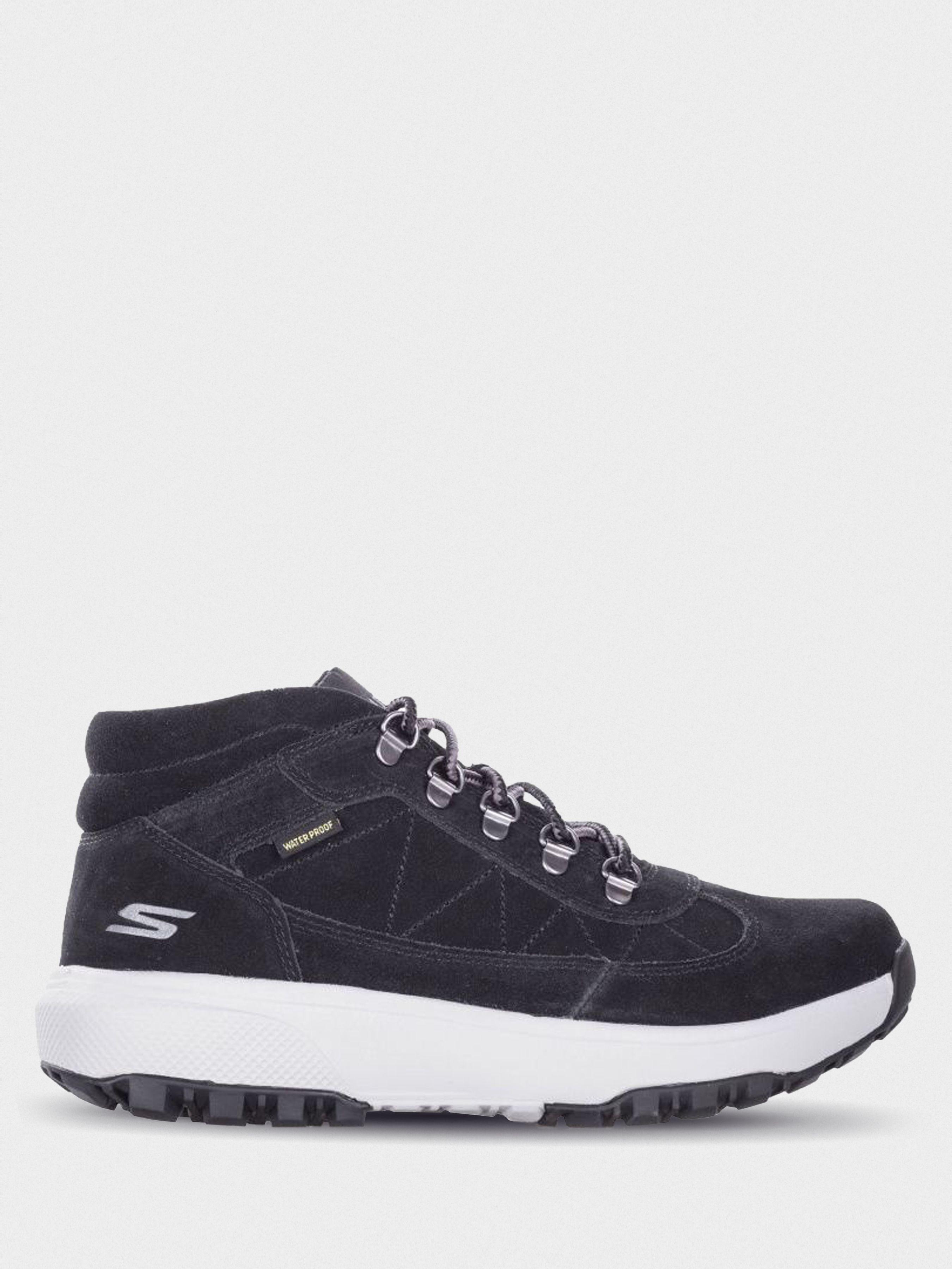 Купить Ботинки для мужчин Skechers KM3055, Черный