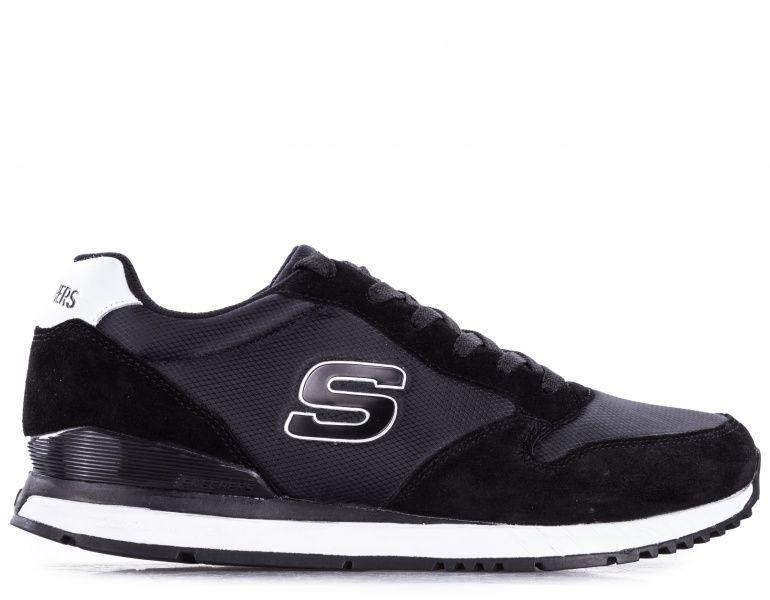 Купить Кроссовки мужские Skechers KM3056, Черный