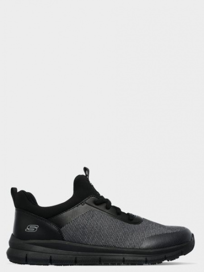Кроссовки для мужчин Skechers Work KM3063 брендовая обувь, 2017