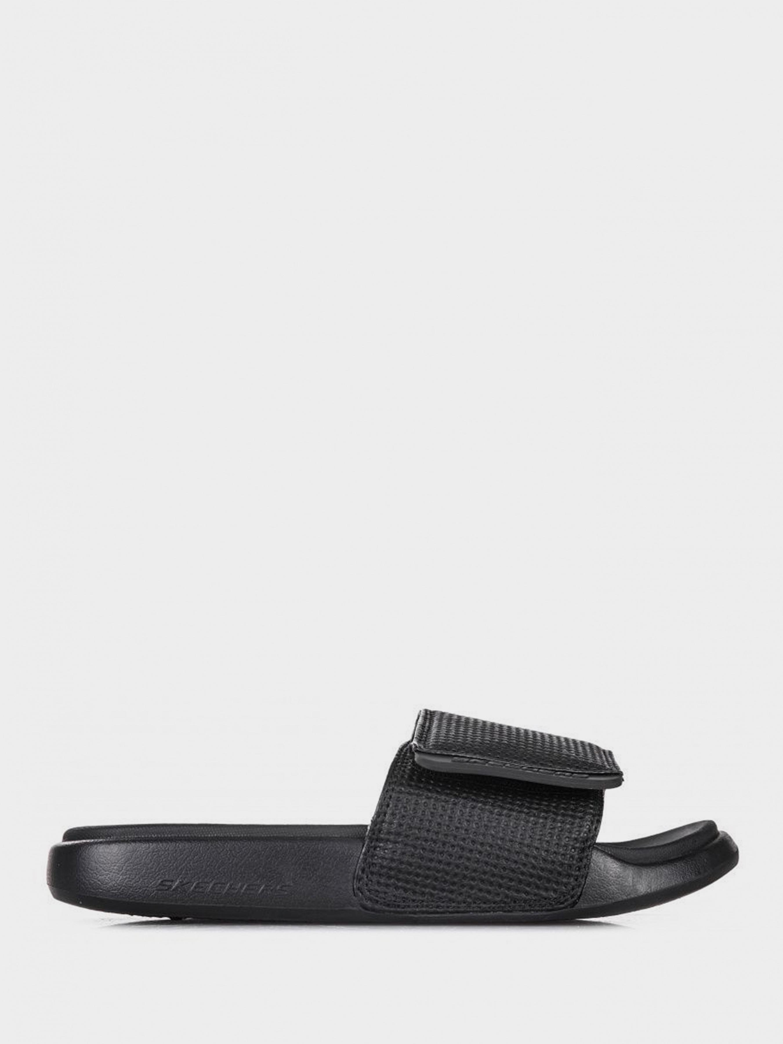 Шлёпанцы для мужчин Skechers KM3124 размеры обуви, 2017