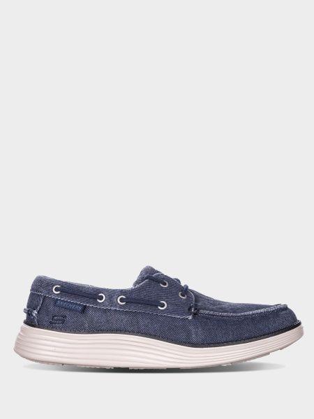 Мокасини  для чоловіків Skechers 65908 NVY розміри взуття, 2017