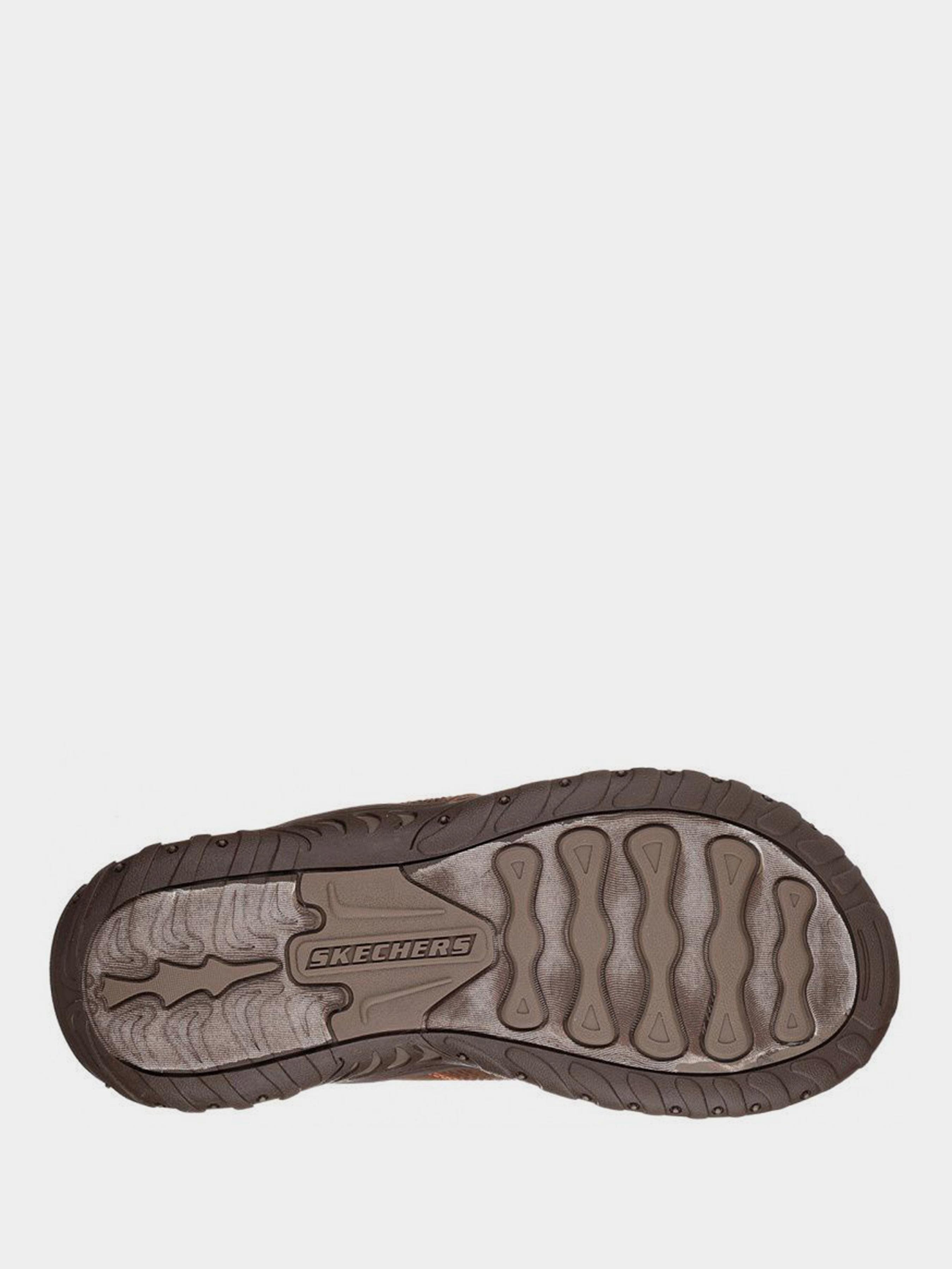 Шльопанці  для чоловіків Skechers 65460 BRN замовити, 2017