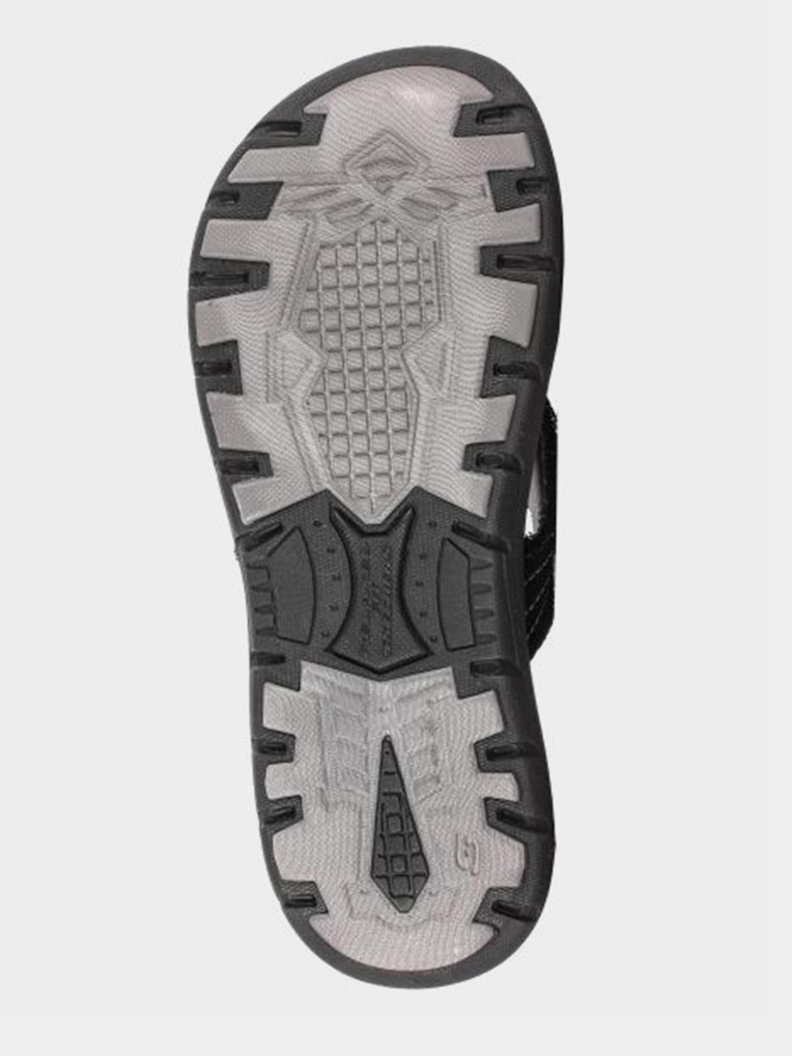 Шльопанці  для чоловіків Skechers 65091 BLK 65091 BLK модне взуття, 2017