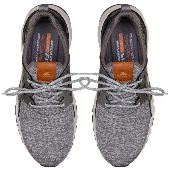 Кроссовки для мужчин Skechers KM3169 , 2017