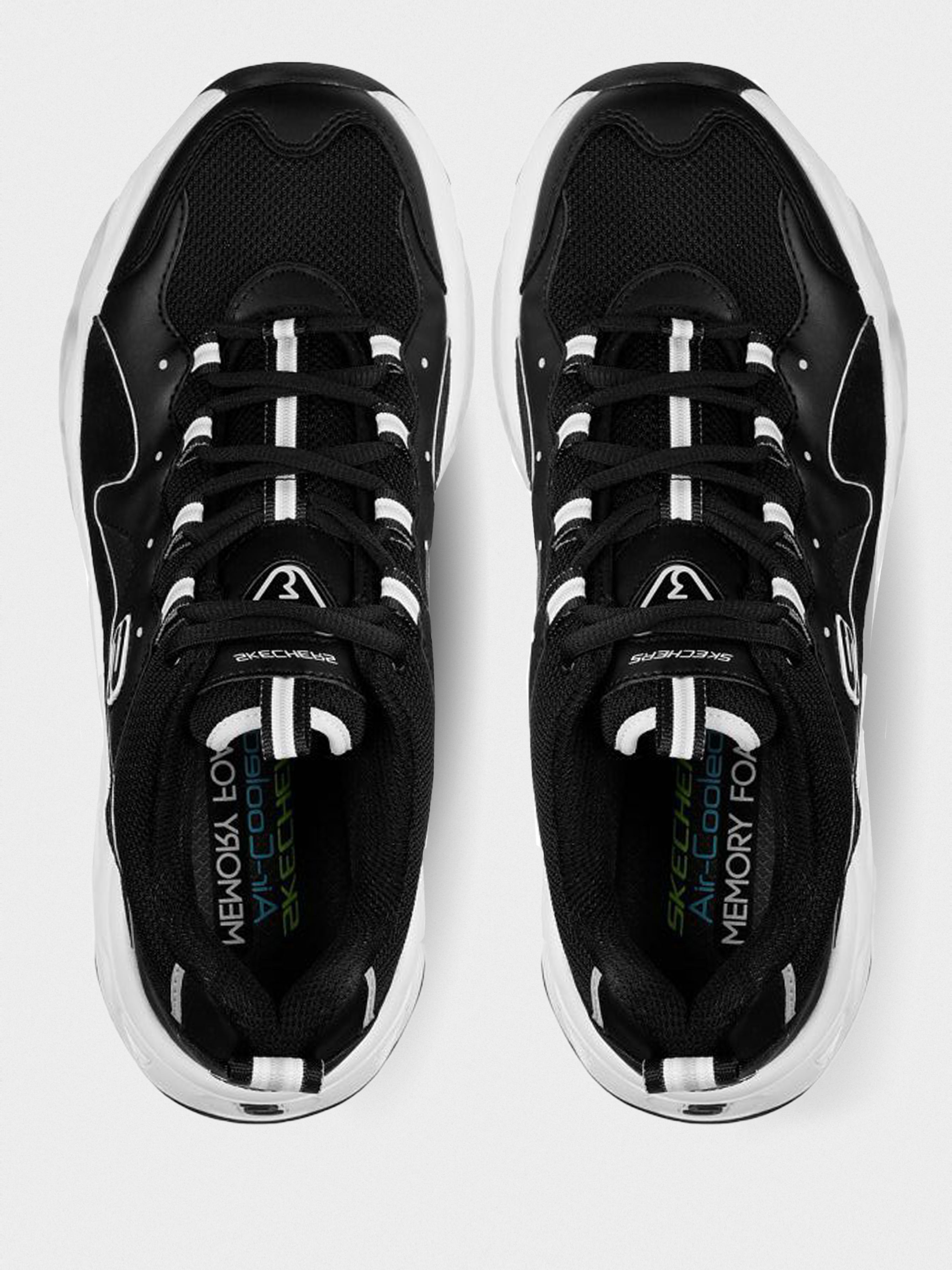 Кроссовки для мужчин Skechers KM3175 , 2017