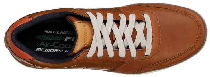 Полуботинки для мужчин Skechers KM3186 размеры обуви, 2017