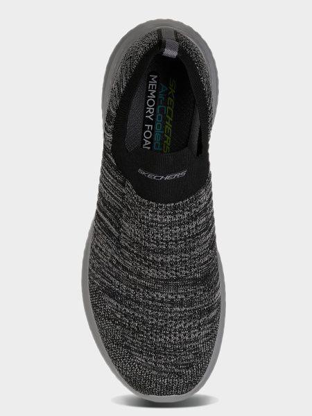 Cлипоны для мужчин Skechers KM3209 модная обувь, 2017
