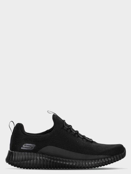 Купить Кроссовки мужские Skechers KM3216, Черный