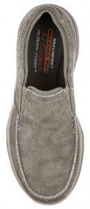 Полуботинки для мужчин Skechers KM3245 брендовая обувь, 2017