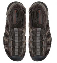 Сандалии для мужчин Skechers KM3252 модная обувь, 2017