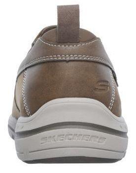 Полуботинки для мужчин Skechers KM3253 брендовая обувь, 2017