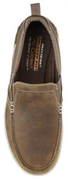 Полуботинки для мужчин Skechers KM3253 размеры обуви, 2017