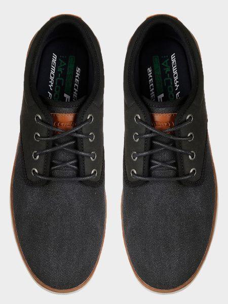 Полуботинки для мужчин Skechers KM3275 брендовая обувь, 2017