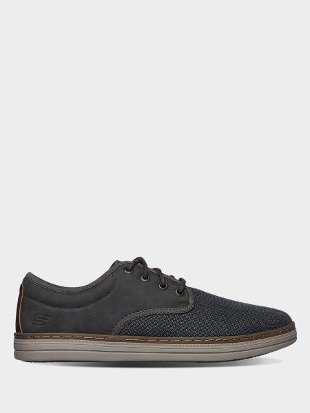 Полуботинки для мужчин Skechers KM3276 модная обувь, 2017