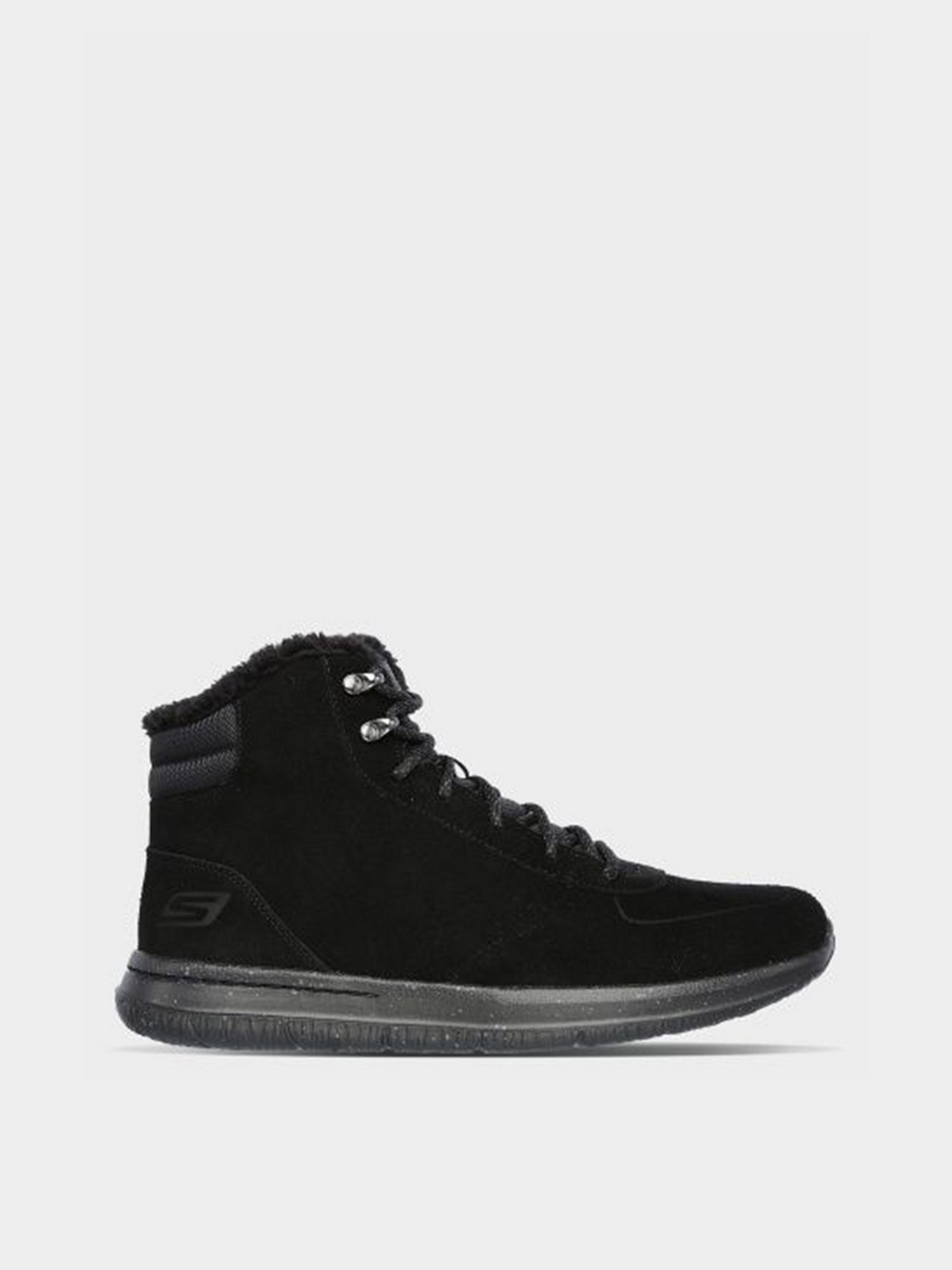 Купить Ботинки мужские Skechers KM3315, Черный
