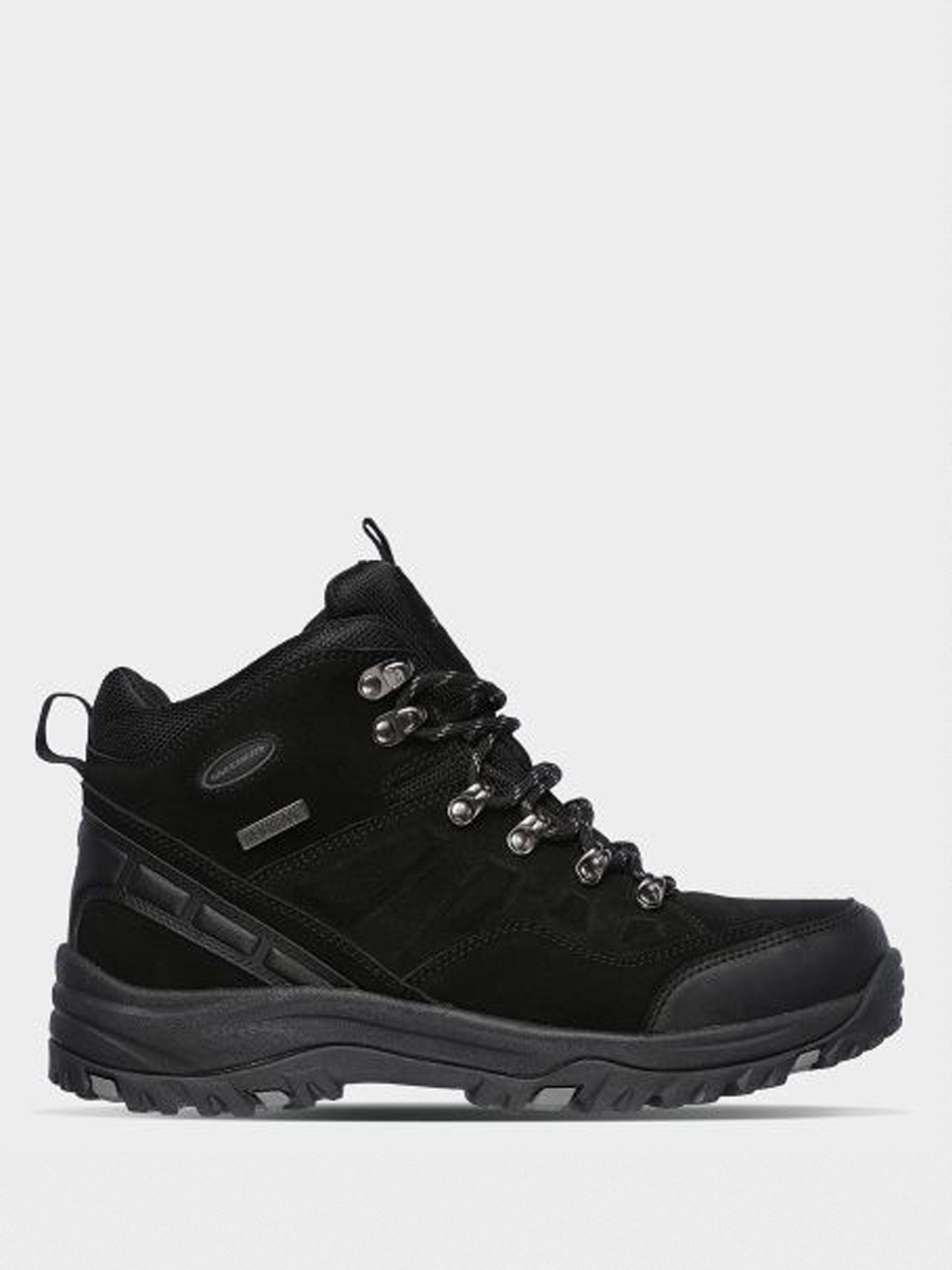 Купить Ботинки мужские Skechers KM3319, Черный