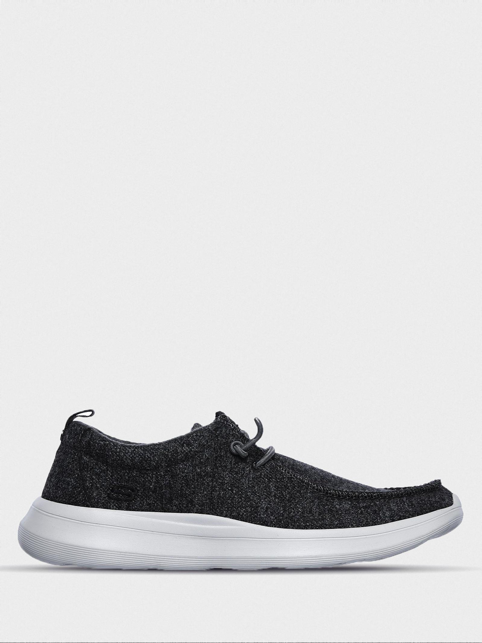 Полуботинки для мужчин Skechers KM3321 модная обувь, 2017
