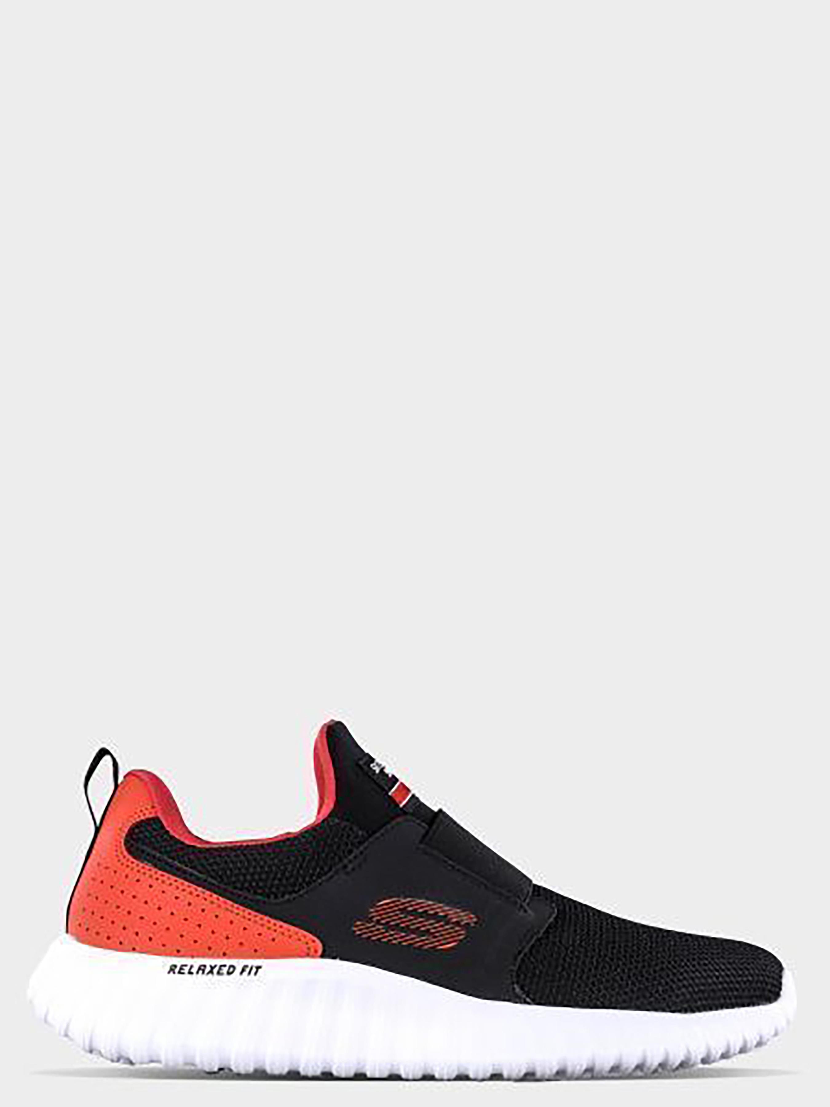 Купить Кроссовки мужские Skechers KM3337, Черный