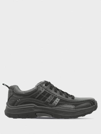 Напівчеревики  чоловічі Skechers 66299 BLK розміри взуття, 2017