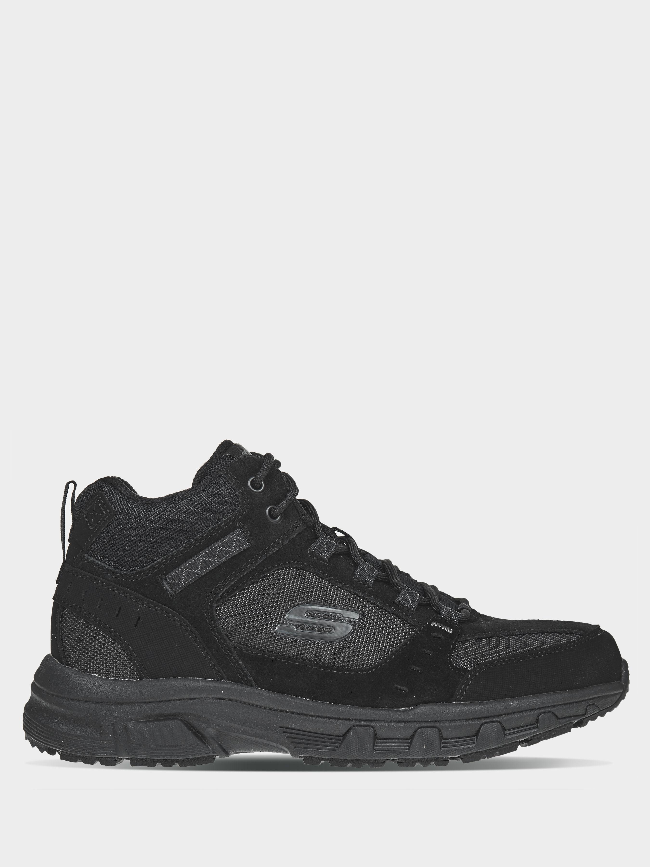 Купить Ботинки мужские Skechers KM3380, Черный