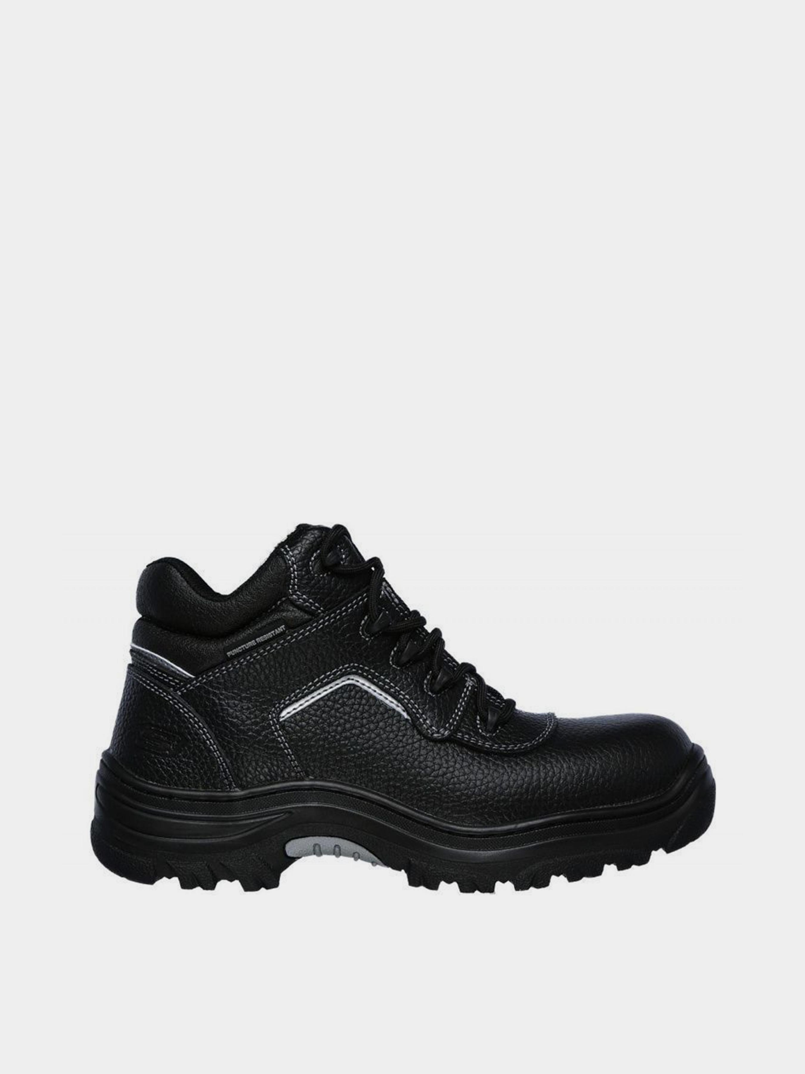 Купить Ботинки мужские Skechers KM3415, Черный